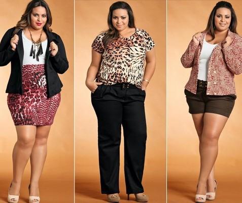 Moda plus size ganha cada vez mais espaço