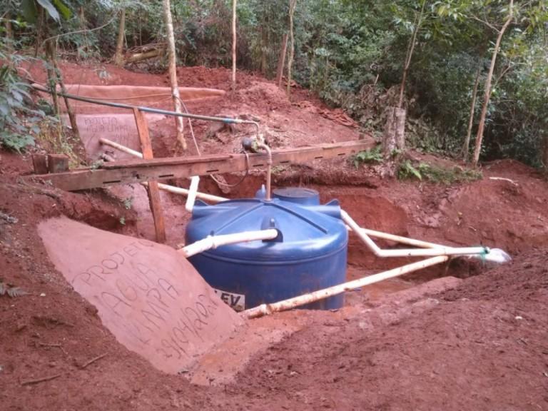 Projeto Água Limpa preserva as nascentes de rios do Paraná