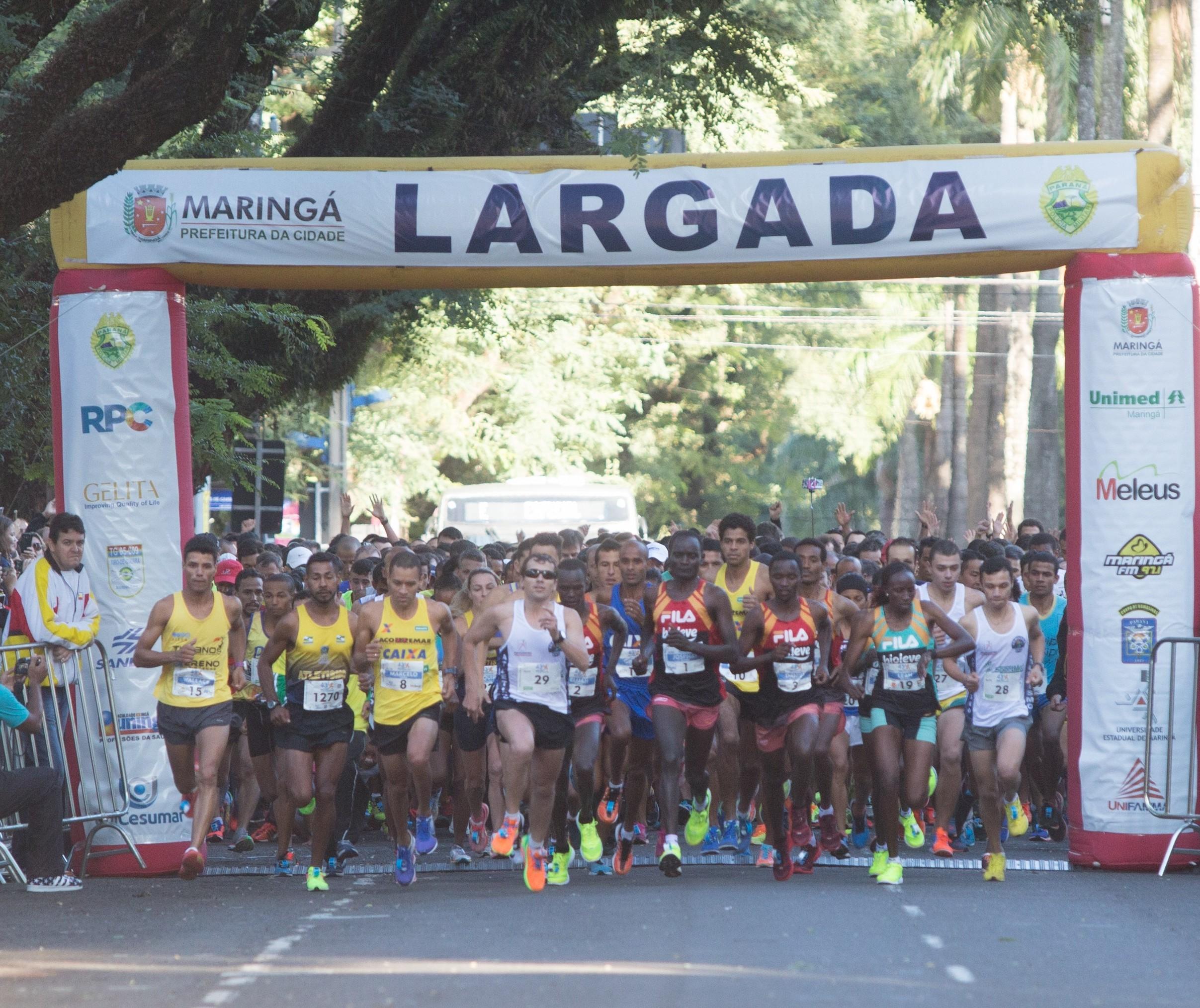 Prefeitura abre seis mil inscrições para Prova Rústica Tiradentes