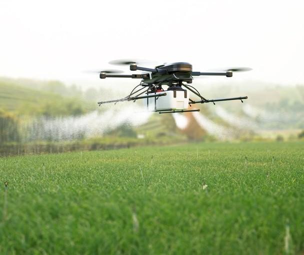 Mapa regulamenta o uso de drones em atividades agrícolas