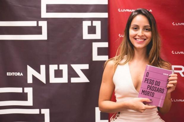 Escritora Aline Bei é a primeira confirmada na Flim 2020