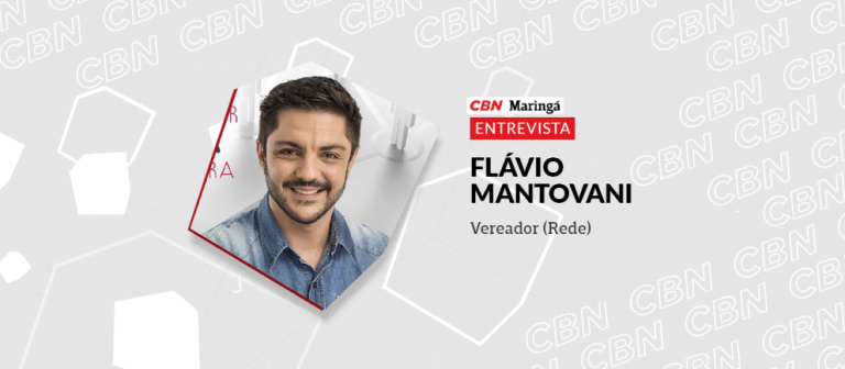 Flávio Mantovani (Rede), o mais votado, quer ser presidente da Câmara