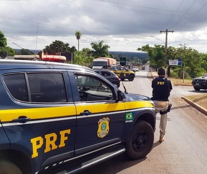 PRF registra 12 acidentes e duas mortes em rodovias da região no feriado prolongado